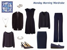 capsule wardrobe inspired by Art: Winter at the Convent by Margaret Loxton