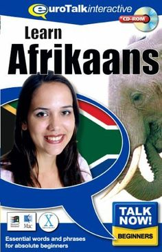 Amazon.com: EuroTalk Interactive - Talk Now! Learn Afrikaans