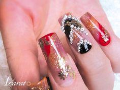 1carat diamond nails