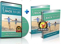 The Complete Healthy Back System by Emily Lark (which is also known as the Back To Life System) is a natural solution for back pain. This post at onecarenow.org provides more details about the Healthy Back System and its pros and cons...
