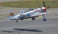 "P-47 ""Hun Hunter"""