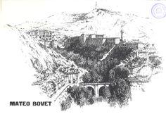 Óleos y dibujos de Mateo Bovet en la Caja de Ahorros de Cuenca y Ciudad Real Mayo 1987 #CajaAhorrosCuenca #Cuenca #MateoBovet