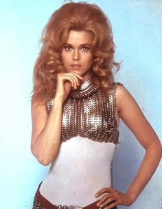 """Jane Fonda """"Barbarella"""""""