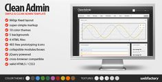 See More Clean Admin - Super Simple Admin TemplateThis site is will advise you where to buy
