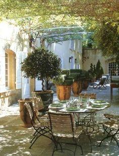 Provençal Pergolas.....