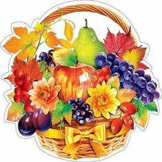 Decopage, Pine Cone Crafts, Digi Stamps, Classroom Decor, Bowser, Cute Pictures, Clip Art, Seasons, Fruit