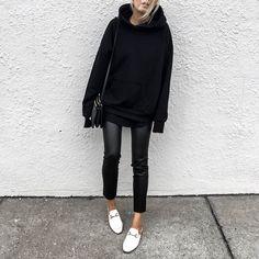 cabananewyork.com   SPRWMN Black Leather Ankle Leggings   FIGTNY