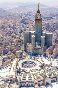 Architecture Discover Great view of the Holy Mosque in Mecca Saudi Arabia Islamic Images Islamic Pictures Islamic Art Mekka Islam Photos Islamiques Ksa Saudi Arabia Medina Saudi Arabia Masjid Haram Mecca Wallpaper Islamic Images, Islamic Pictures, Islamic Art, Masjid Haram, Mecca Masjid, Mecca Wallpaper, Islamic Wallpaper, Beautiful Mosques, Beautiful Places