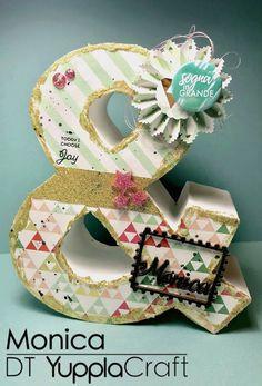 Cardmaking, Symbols, Joy, Letters, Glee, Letter, Being Happy, Lettering, Card Making