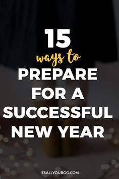 Want to have the best year yet? Ready to live your dream life? Get started today by planning the new year. Click here for 15 ways to prepare for a successful and prosperous new year. Plus, get the best goal-setting tips for the new year. #NewYearGoals #NewYear2021 #NewYearNewYou #NewYears #YearInReview #Resolutions #NewYearsResolution #PlanYourYear #ReviewYourYear #LifeAudit New Year Goals, New Year New You, Self Development, Personal Development, Writing A Mission Statement, Creating A Vision Board, Goals Planner, Self Improvement Tips, Work From Home Moms