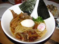 Momofuku ramen...I ate it once in NYC and I still crave it!  SOOOOO good!