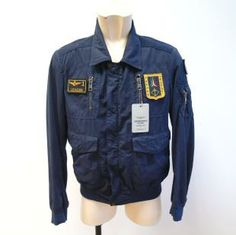 #aeronautica #militare #jacket #giubbotto #primavera #uomo #outlet