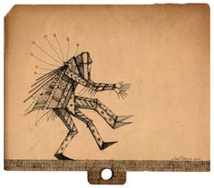"""joncarling: """" 'the insect' """""""