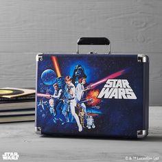 Pottery Barn Teen Star Wars Crosley Cruiser Portable Turntable