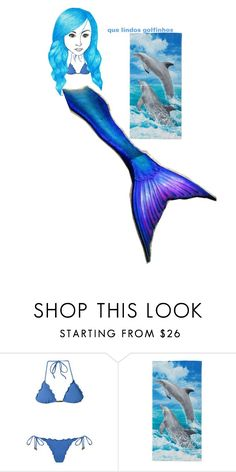 """""""sereia"""" by miaafrodite ❤ liked on Polyvore featuring beauty"""