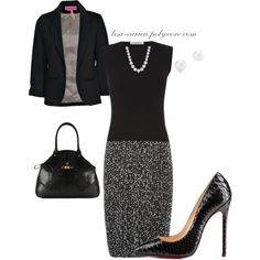 """Business Meeting"" by lisa-eurica on Polyvore"