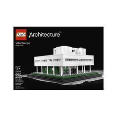 My Very Own La Villa Savoye Building Blocks Set | dotandbo.com