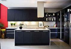 Moderna - KITCHENS - Florense USA | High-end kitchen cabinets, closets, upholstery, residential and commercial furniture