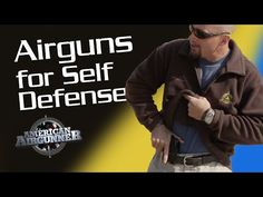 Airguns for Self Defense No.1 - YouTube