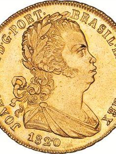 Moeda do reinado de João VI
