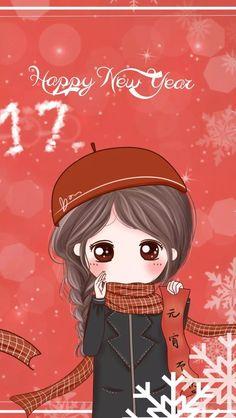 小薇的世界光 情侣 壁纸 Anime Chibi, Anime Art, Lockscreen Couple, Chibi Couple, Korean Anime, Cute Couple Wallpaper, Cute Cartoon Characters, Chibi Girl, Cartoon Background