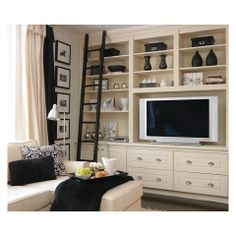 Built In Tv Design Ideas, Pictures, Remodel, and Decor - page 5