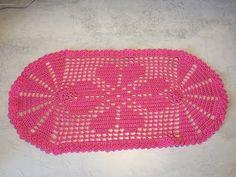 tuto napperon trefle au crochet - YouTube