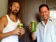 LOU CORONA! Lou's Daily Juicing Recipe: LEMON GINGER BLAST! ~ BIKE TOURI...
