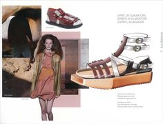 Shoes Trend Book S/S 2017 by Veronica Solivellas - NEW: Now inclusive vector files (*. Trend information and design proposal Shoe Sketches, Fashion Forecasting, Ss 2017, Hot Shoes, Fashion Images, Latest Fashion Trends, Designer Shoes, Fashion Shoes, Fashion Top