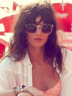 Just bought these! Free People Abbey Road Sunglasses