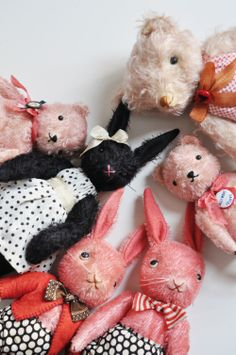 Jennifer Murphy adorable stuffed animals