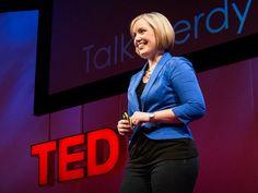 Melissa Marshall: Talk nerdy to me | Video on TED.com
