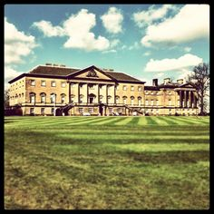 Nostell Priory in Wakefield