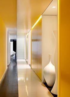 Bright and Modern Barbara Littman's (designer) Chelsea penthouse Bruce Buck for The New York Times