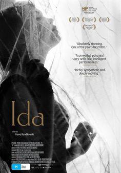 Ida (2013) Poster - Directed by Pawel Pawlikowski, starring Agata Trzebuchowska, Agata Kulesza