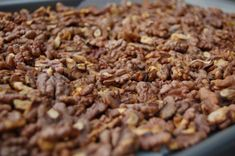 The Life We've Imagined: Homemade Granola Make Your Own Granola, Best Party Food, Vanilla Greek Yogurt, Dried Cranberries, Afternoon Snacks, Recipe Today, Dog Food Recipes, Cukor