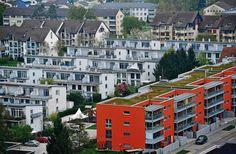 Hier wohnen, in Zürich arbeiten