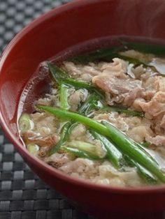 簡単に!大阪名物・おやじの「肉すい」 by 調理師/料理家 槙 かおる | レシピサイト「Nadia | ナディア」プロの料理を無料で検索