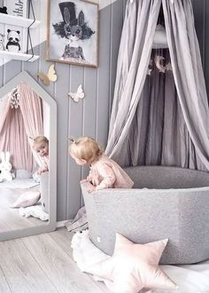 21 scandinavian nursery ideas