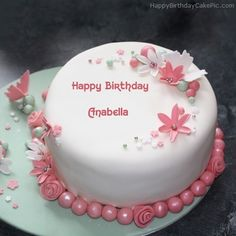 26 Best Happy Wishes Images Happy Birthday Cake Images Pastries