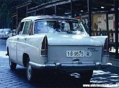Grandpa's model of the Morris Oxford !