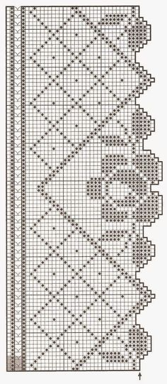 Patterns and motifs: Crocheted motif no. 423