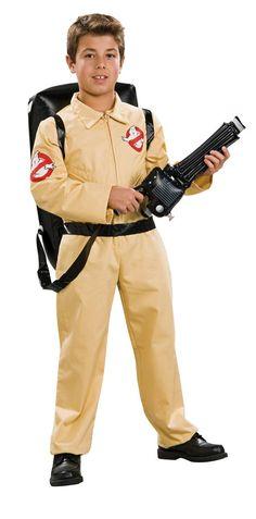 #Ghostbusters 80's Movie; Kids Costume
