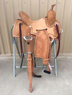 CSB 550F Corriente New Style Barrel Saddle