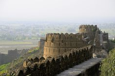 Another great bastion of Rohtas Fort by Usman Ghani - Rohtas Fort - Wikipedia