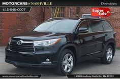nice 2014 Toyota Highlander HIGHLANDER LIMTEDLTD PLU - For Sale View more at http://shipperscentral.com/wp/product/2014-toyota-highlander-highlander-limtedltd-plu-for-sale/
