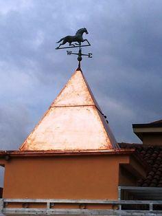 ristrutturazione tetto e abbellimento.