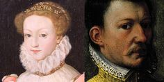 Mary, Queen of Scots and Lord Bothwell