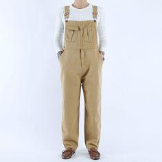 """69500원""""쿠팡 파트너스 활동의 일환으로 이에 따른 일정액의 수수료를 제공받고 있습니다""""#롤프#멜빵#남자멜빵#남성멜빵#브라운#베이지#봄팬츠#면#일자바지 Overalls, Pants, Fashion, Trouser Pants, Moda, Fashion Styles, Women's Pants, Women Pants, Jumpsuits"""
