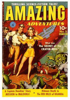 What Was The Secret of the Crater-Men? | Flickr – Compartilhamento de fotos!
